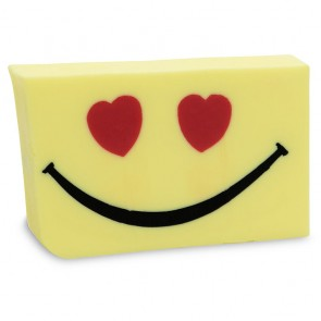Happy Face Primal Elements Soap Slice