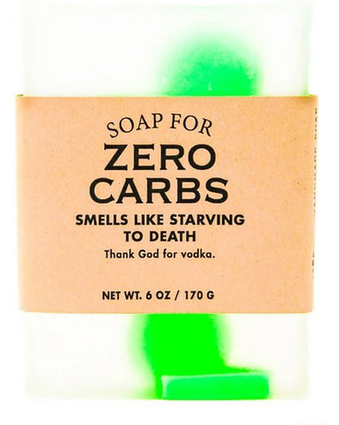 Soap for Zero Carbs