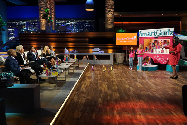 SmartGurlz on ABC's Shark Tank