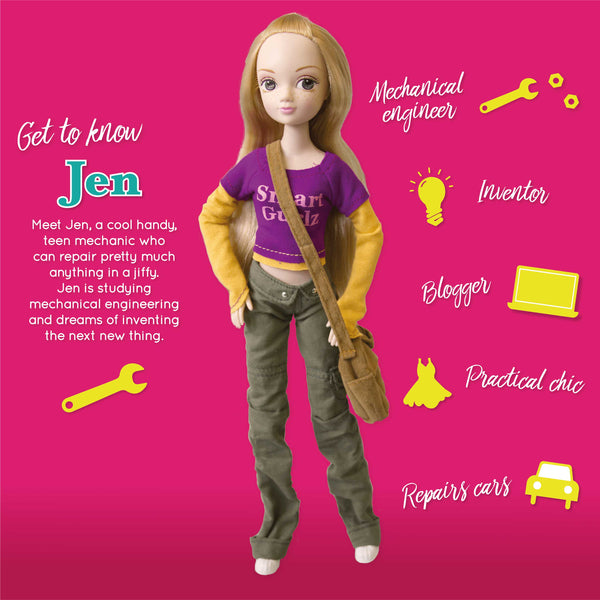 Limited & Exclusive: Siggy with Jen Doll