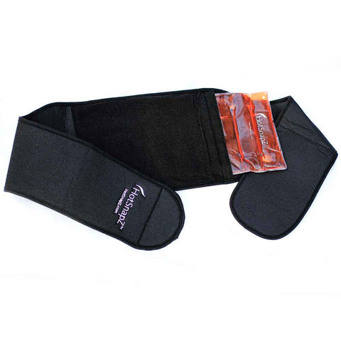 Back Belt Set with FREE Extra Reusable Heat Pad
