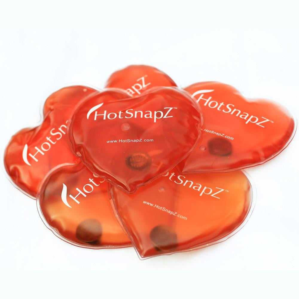 Carton of Heart Hand Warmers- 100 pcs./ctn
