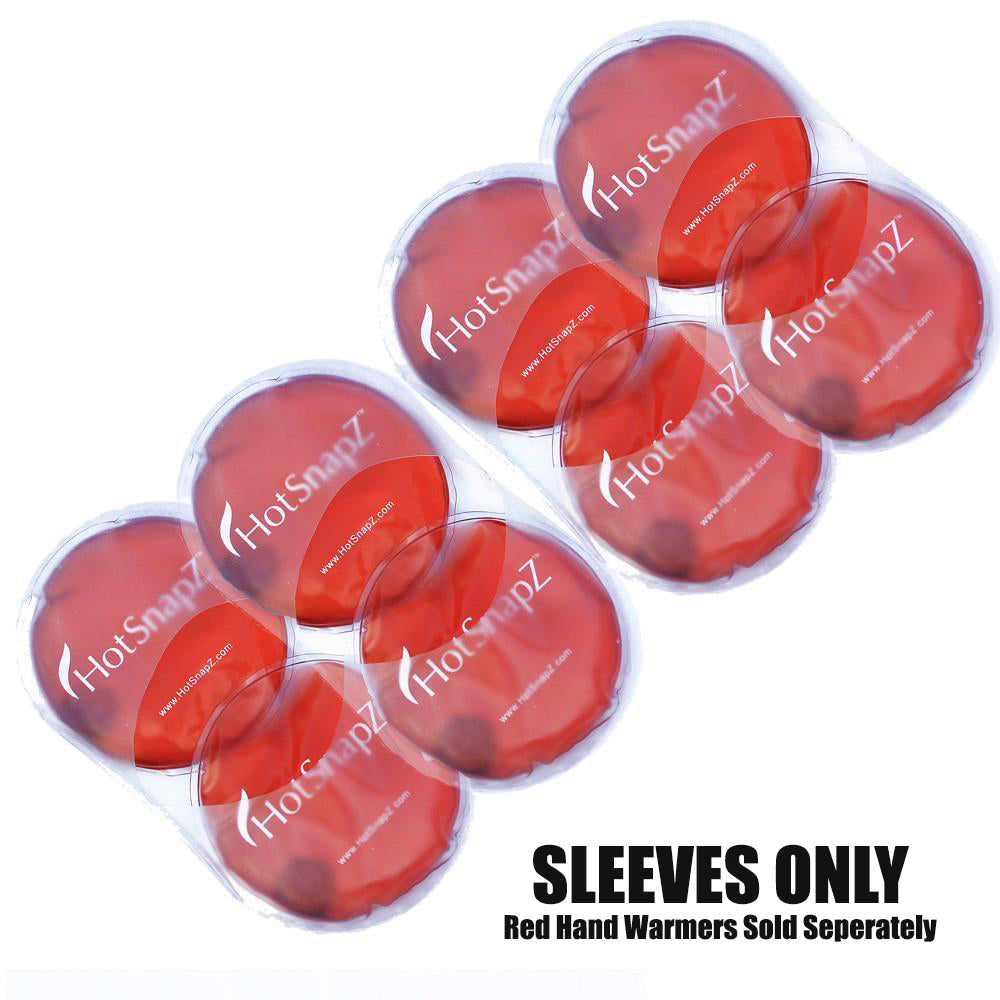Bulk Pack Massage Sleeves- (100 Pieces, SLEEVES ONLY)