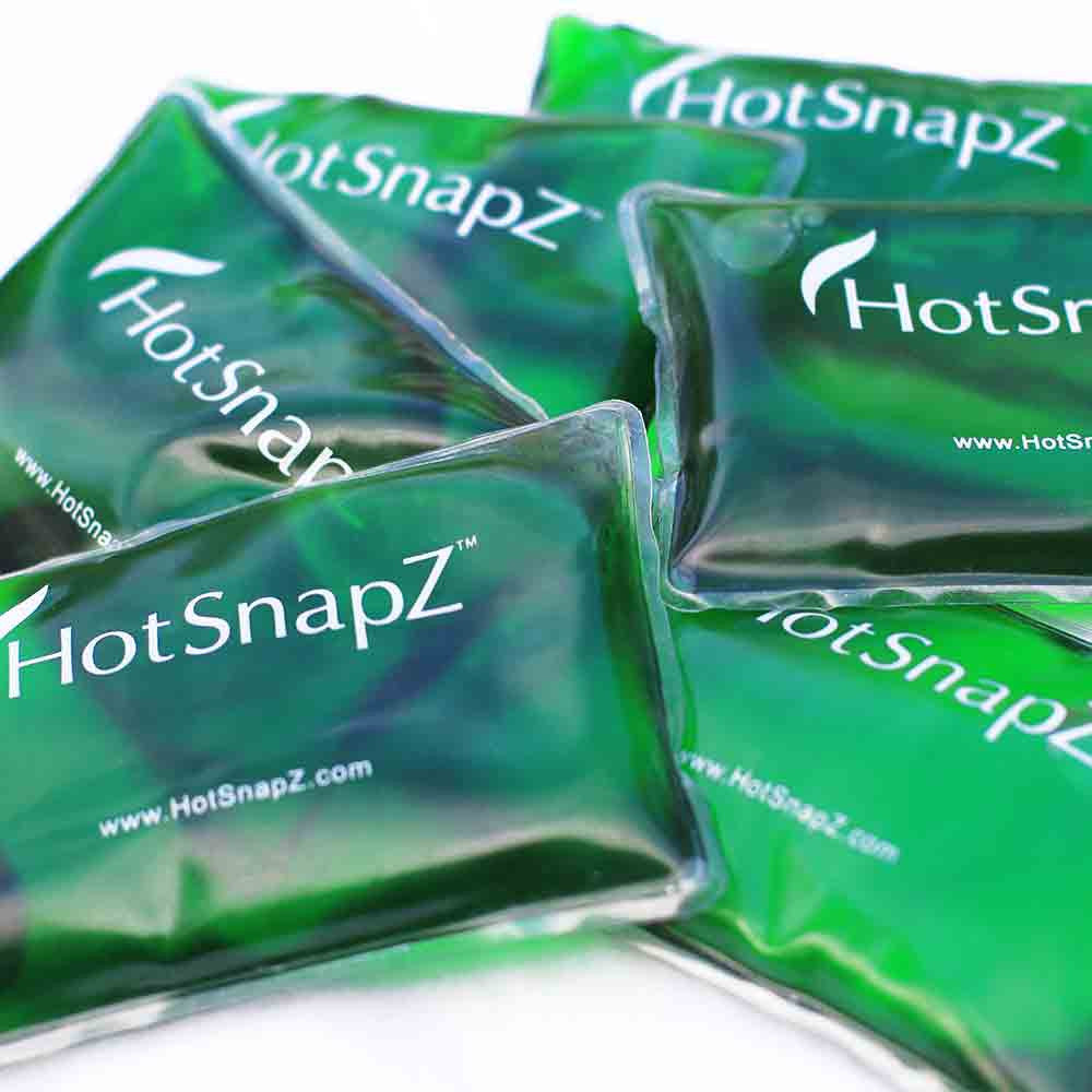 HotSnapZ Reusable Pocket Warmers - Buy 3 Get 3 FREE