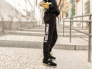 Feminist Soul // Freedom Is No Fear // Pantalón Deportivo