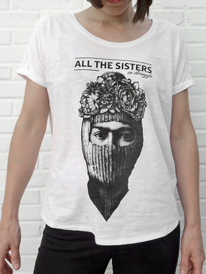 All The Sisters In Struggle // Camiseta