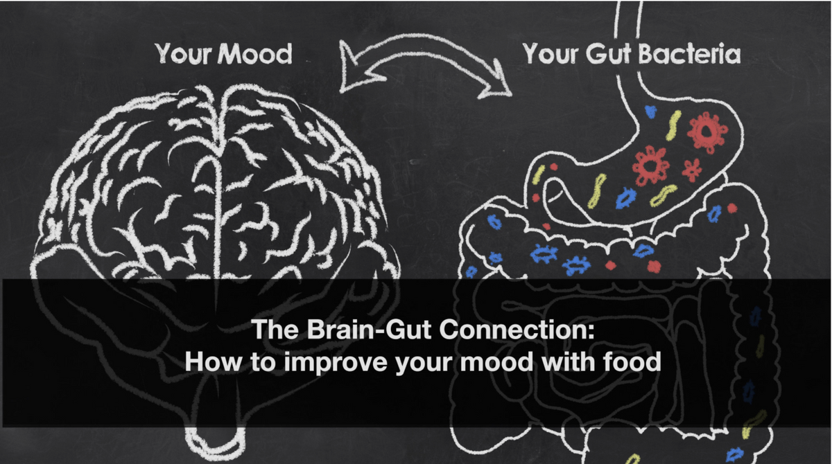 The Brain-Gut Connection: How to Improve Your Mood With Food