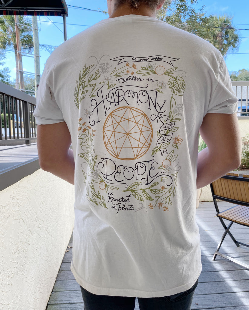 Together In Harmony Tee