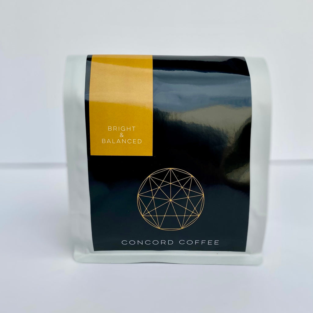 Bright & Balanced - Coffee Subscription