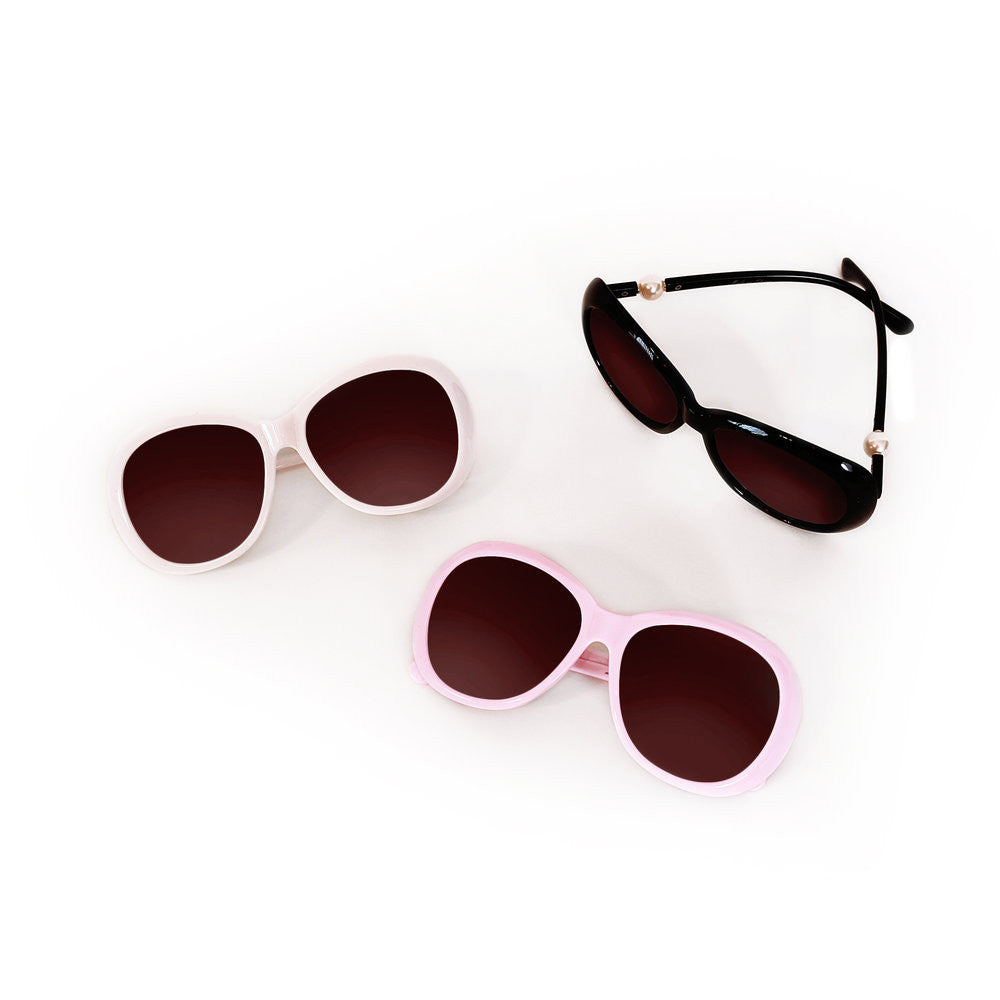 Pink Pearl Armband Sunglasses