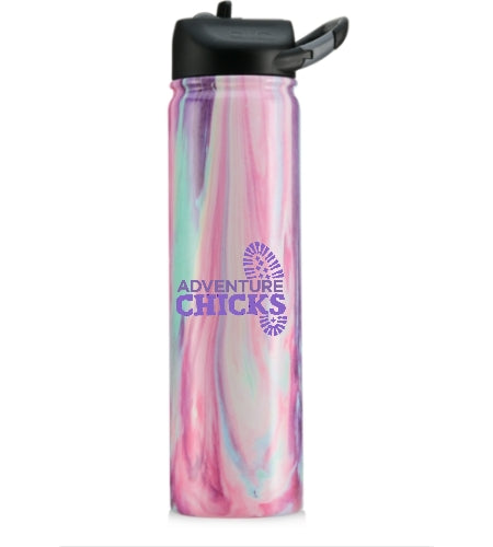 Adventure Chicks Water Bottle