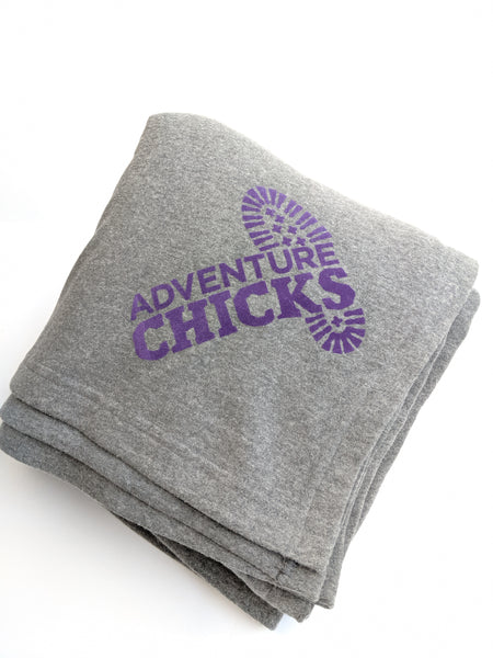 Adventure Chicks Blanket