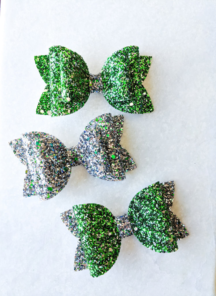 St Patricks Day Classic bows