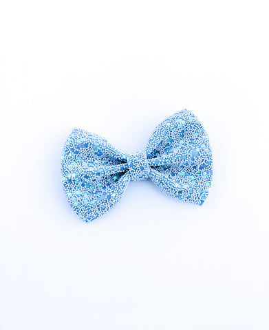 Blue Caviar Pinch Bow