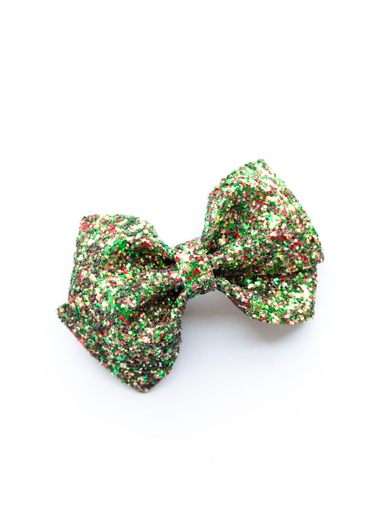 Christmas Magic Loopy Bow