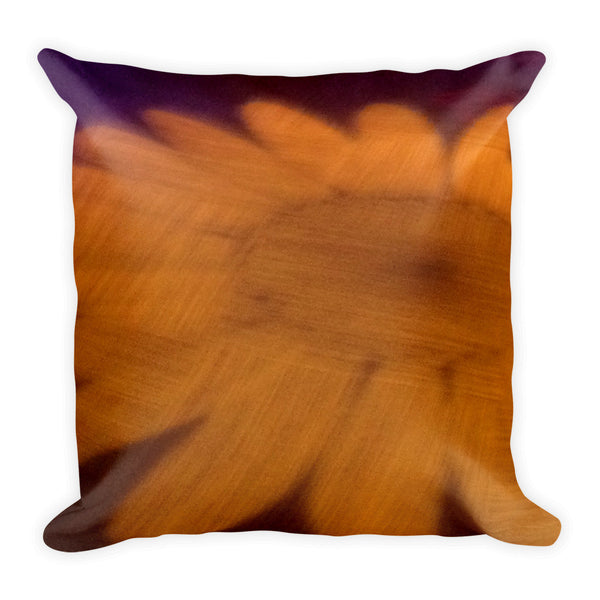 Sunflower Square Pillow