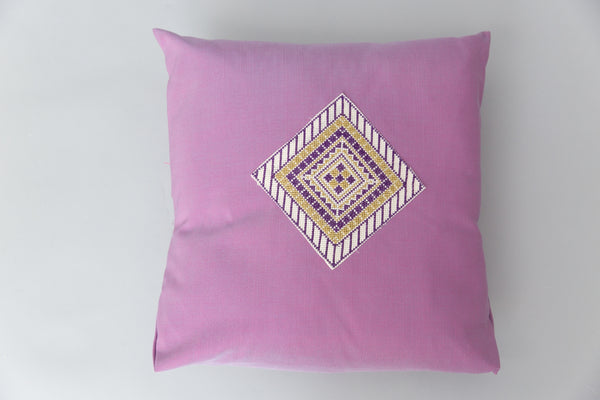 Dhahabi pillow cover