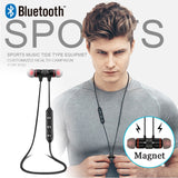 Bluetooth 4.1 Headphones for iPhone Samsung Smart Magnetic Earpiece