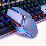 ZUOYA Professional Wired Gaming Mouse