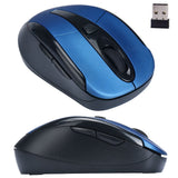 Portable 2.4G Wireless Optical Mouse