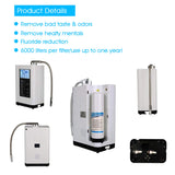 Alkaline Water Ionizer Machine
