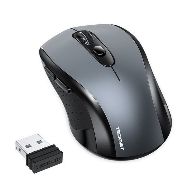 TeckNet 2.0 USB Wireless Mouse Computer Mouse