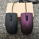 Portable Frosted Surface Optical Gaming Mouse
