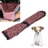 Foldable Waterproof Pet Carrier Double Layer