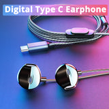 2019 Langsdom Digital Type C Earphone