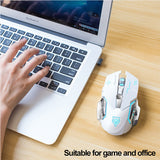 X8 Wireless Charging Game Mouse