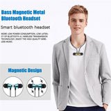 Bluetooth 4.0 Magnetic Earphone Sport Running