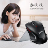 Optical Computer Mouse with Built-in Battery