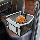 Anti Slip Safety Dog Basket For Cats Dogs Transporting Travel Dog Car Seat Cover Folding Hammock Pet Puppy Dog Carrier Bag