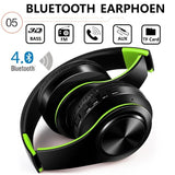 Bluetooth4.0 Foldable Stereo Wireless Headphone