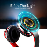 B39 LED Headset with Colorful Breathing Lights