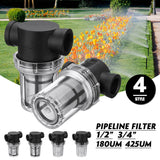 1Pcs Garden Pond Water Pump Filter