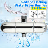 5-Stage Water Filter Treatment