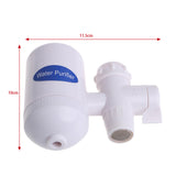 Home Kitchen Cleanable Ceramic Tap Water Purifier