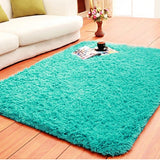 1PCS 80x120cm Floor Carpets Anti-skid Shaggy Rug