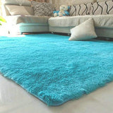 Silky 80x120cm Anti Slip Bedroom Soft Mat