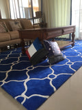 Living room Bedroom Fashion creative Coffee table sofa Individuality Carpet rug