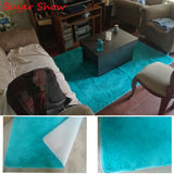 120cm*160cm Blue Blue Soft Bedroom/Living Room Carpets