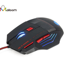 Wholesale Price Professional 7 Buttons 3200DPI USB Optical Wired Gaming