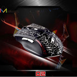 LED Wired Gaming Mouse With 6 Buttons