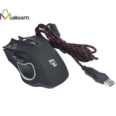 Wired Gaming Mouse Rechargeable Finger mouse Wired Optical