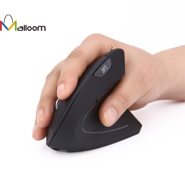 2.4GHz Wireless Vertical Ergonomic Optical Mouse