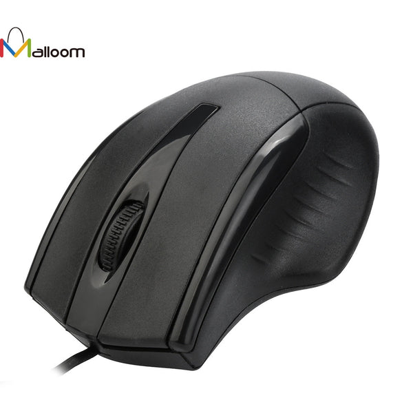 USB 2.0 Optical Wired Mouse Gaming 1000 DPI  2 ButtonScroll Wheel Mouse  for PC Laptop Notebook Desktop In Mice#25
