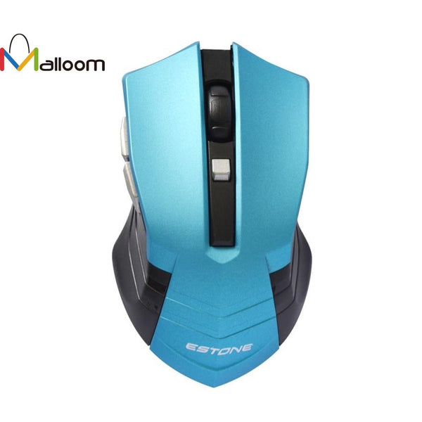 Clear Cut 6-Button Gamer Mouse