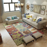 American Countryside Carpets For Living Room