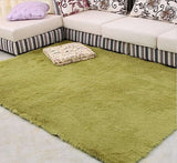 European Fluffy Living Room Carpet